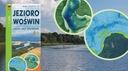 MAPA BATYMETRYCZNA JEZIORO WOŚWIN 1:15.000 GPS 3D Region Polska