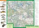 MAPA WĘDKARSKA POJEZIERZE WAŁECKIE I DRAWSKIE Wydawnictwo EKO-MAP