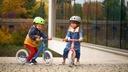Kinderkraft Rowerek biegowy RAPID niebieski lekki Waga 3.75 kg