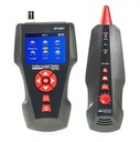 Tester sieci Noyafa NF-8601W LCD, ping test, PoE