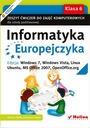 INFORMATYKA EUROPEJCZYKA 6 ZESZYT ĆWICZEŃ WINDOWS