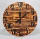 Zegar ścienny Coffee rustic vintage kolonialny 60 Typ ścienny