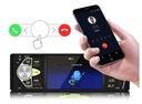 RADIO 1DIN EKRAN 4,1 +KAMERA COFANIA USB BT MP3 SD Rodzaje odtwarzanych nośników karta microSD USB