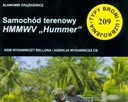 SAMOCHÓD TERENOWY HMMWV HUMMER TBIU NR 209 DODRUK