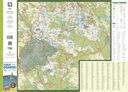 MAPA TURYSTYCZNA POWIAT DRAWSKI 3D GPS 1:100 000 Autor EKO-MAP