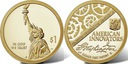 1 доллар (2018) - Американская Инновация НОВИНКА доставка товаров из Польши и Allegro на русском