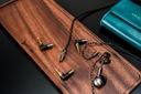 DUNU Chord Furukawa OCC SPC Litz T1 2.5mm Bal MMCX Rodzaj słuchawek dokanałowe