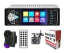 RADIO 1DIN EKRAN 4,1 +KAMERA COFANIA USB BT MP3 SD