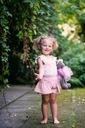 Zestaw dla dziewczynki szorty bluzka HIT 110 Płeć Dziewczynki