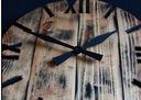 Zegar OldStyle2 rustic porwansalski loft duży 60cm Waga (z opakowaniem) 3 kg
