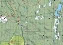 MAPA BORNE SULINOWO + POLIGON RADZIECKI GPS 3D Okładka miękka