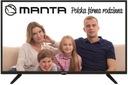 TELEWIZOR LED MANTA 40LFN19 Full HD HDMI DVBT