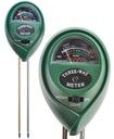 Kwasomierz Измеритель pH Почвы Земли Света 3 в 1 доставка товаров из Польши и Allegro на русском