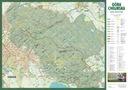 MAPA TURYSTYCZNA GÓRA CHEŁMSKA 1:15000 GPS 3D Okładka miękka