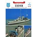 ОАО-403 - Британский крейсер EXETER 1:400 доставка товаров из Польши и Allegro на русском