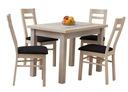 Stół 70x110 do 150 + 4 krzesła tanio DOSTAWA 0zł!!