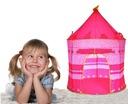 Namiot PAŁAC ZAMEK DOMEK dla DZIECI do Domu Ogrodu Wiek dziecka 1 m +