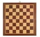 Klasyczne SZACHY drewniane gra w PUDEŁKU etui Waga (z opakowaniem) 0.41 kg