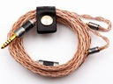 SATIN AUDIO Griffin 8x OCC 7N Litz T4 MMCX 4.4mm Marka inna