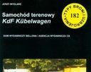 SAMOCHÓD TERENOWY KDF KUBELWAGEN TBIU 182 DODRUK