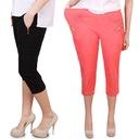 SPODNIE RYBACZKI duże jeans SPODENKI turkus 44-46 Materiał dominujący bawełna
