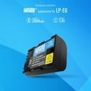 2 x Akumulator Newell LP-E6 do Canon Eos 60D 7D Przeznaczenie Canon