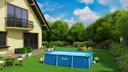 Бассейн садовый стоечный INTEX 300x200 16w1 комплект