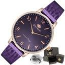 Zegarek damski GINO ROSSI - JEFFA + pudełko KOLORY Styl klasyczny