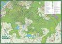 MAPA TURYSTYCZNA PUSZCZA BUKOWA 1:25000 SPK GPS 3D Język wydania polski