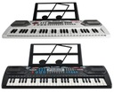 Duże Organy Keyboard Pianino do Nauki 54 Mikrofon Kod producenta 8238 9988