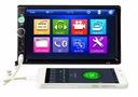 RADIO 2DIN EKRAN 7 USB SAMOCHODOWE SD MP3 + KAMERA Głębokość produktu 6 cm