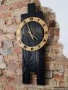 Zegar VIP2 drewniany duży 40x80cm loft rustykalny Typ ścienny