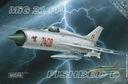 Миг-21 ДВЕ МОДЕЛИ САМОЛЕТА ??? СКЛЕИВАНИЯ Клей КРАСКИ
