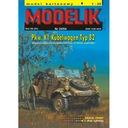 Штампик 24/04 Pkw.K1 Kübelwagen Typ 82 1:25 доставка товаров из Польши и Allegro на русском
