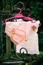 Zestaw dla dziewczynki szorty bluzka HIT 110 Wiek dziecka 4 lata +