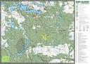 MAPA BORNE SULINOWO + POLIGON RADZIECKI GPS 3D Region Polska