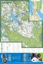 MAPA TURYSTYCZNA CZAPLINEK MIASTO I GMINA 3D GPS Typ publikacji mapa turystyczna