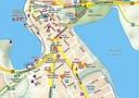 MAPA TURYSTYCZNA CZAPLINEK MIASTO I GMINA 3D GPS Wydawnictwo Eko-map
