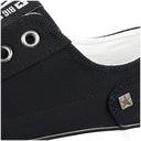 Trampki Big Star damskie czarne DD274338 buty 39 Długość wkładki 24.5 cm