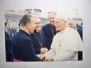 Papież Jan Paweł II...