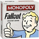 Gra planszowa Monopoly Fallout Collector's Edition