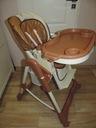 Krzesełko do karmienia fotelik krzesło