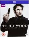 Torchwood Series 1-4 [Blu-ray] [Region Free]