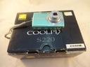 Nikon Coolpix S220 Komplet