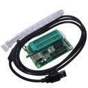 Programator K150 do układów PIC + kable kpl - Nowy