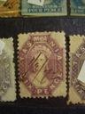 stary znaczek TASMANIA six pence