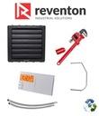 Nagrzewnica wodna REVENTON HC30 26,4kW ZESTAW 5w1