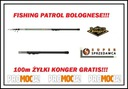KONGER PATROL BOLONKA 400 + 150m ŻYŁKI KONGER!!!