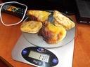 bursztyny bałtyckie surowe bryłki o wadze 118 gram