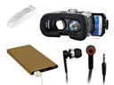 Gogle VR 3D Słuchawki Huawei P9 /P9 Lite /Mate S
